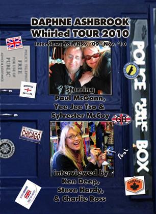 Daphne WORLD TOUR 2.15.11