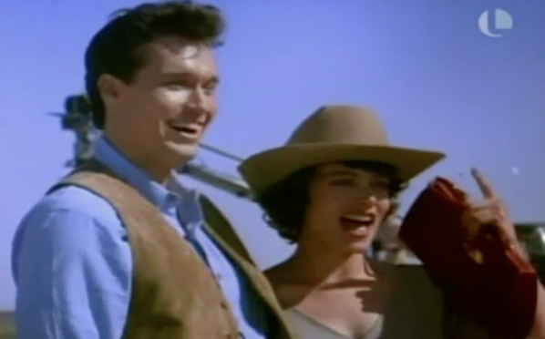 """Rock Hudson"" – With Thomas Ian Griffith"