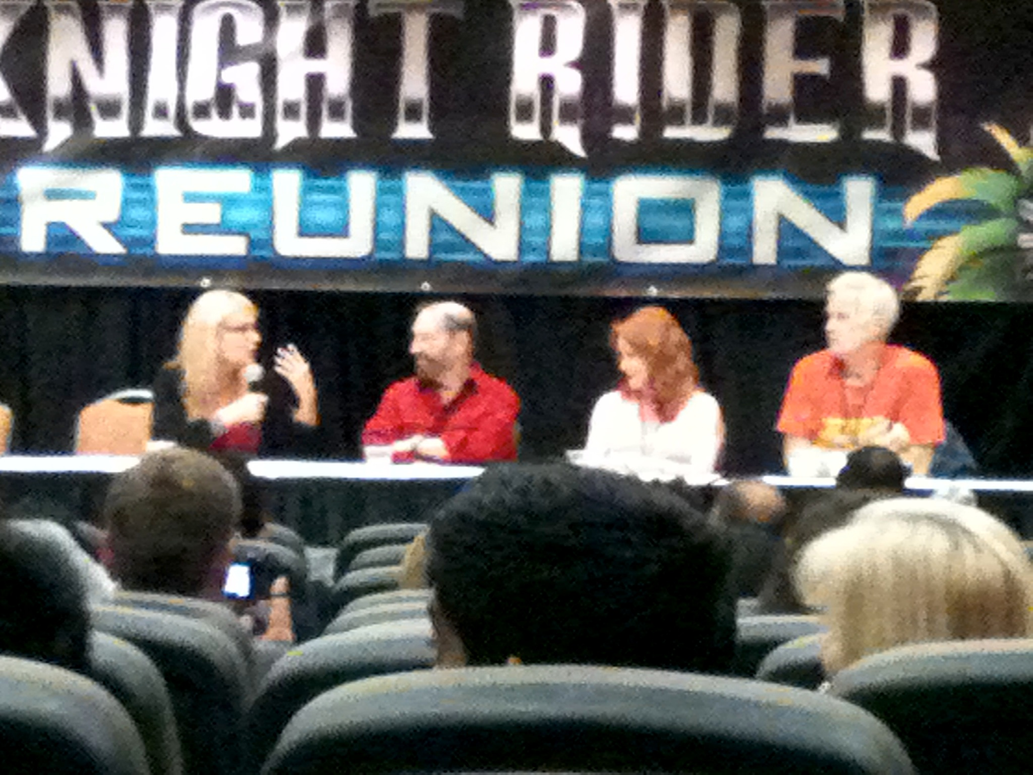 Knight Rider Convention 2012 - With Alan Levi, Jeffrey