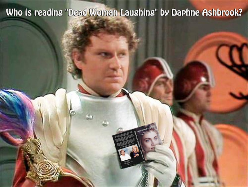 Who's Reading Colin Baker