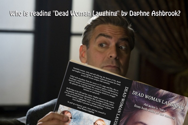 "Who is Reading ""Dead Woman Laughing"" by Daphne Ashbrook?"