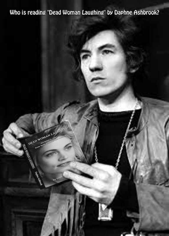 Who's Reading - Ian McKellan